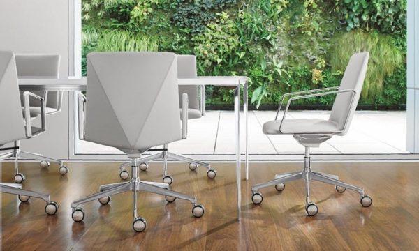 Arcel Chair by Bernhardt Design