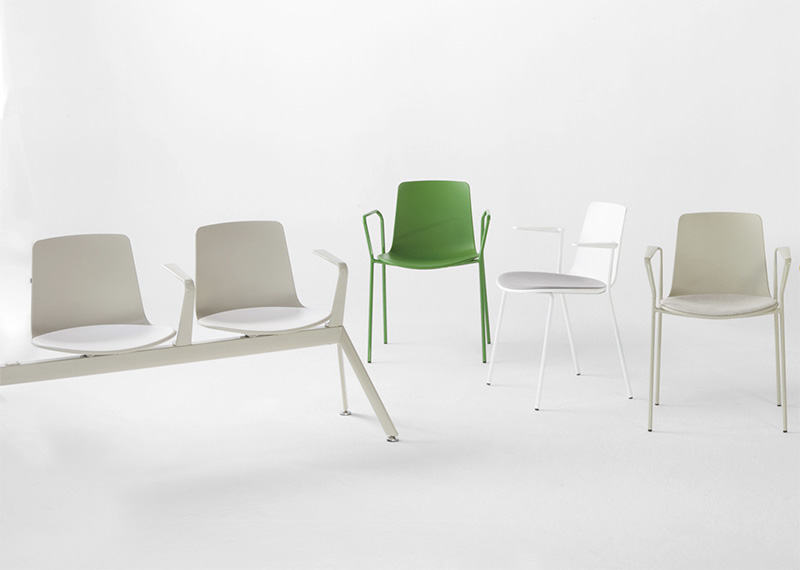 Lottus Antibacterial Chair by ENEA – Chairs designed for health, not bacteria