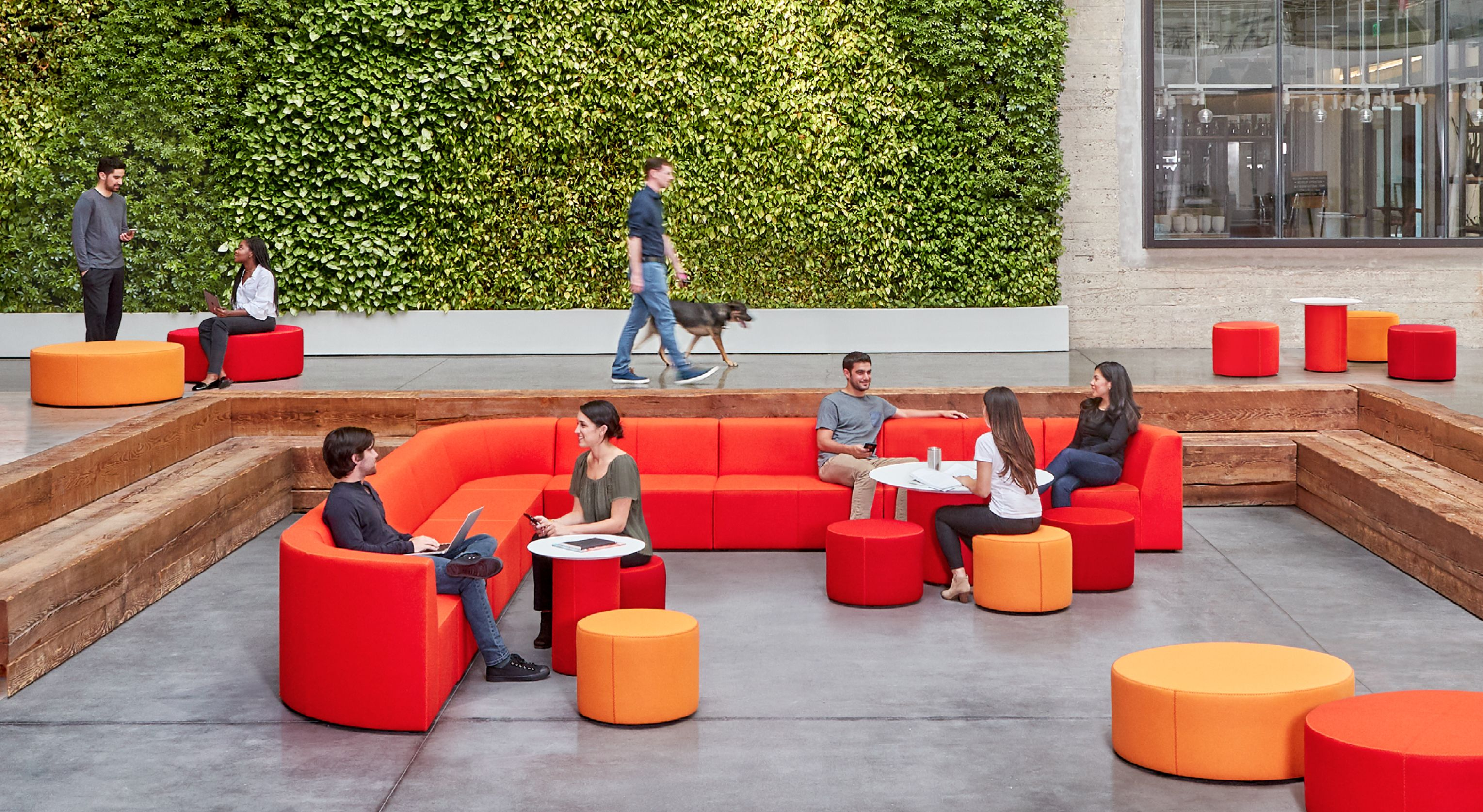 The power to choose: Modular furniture in the modern workplace
