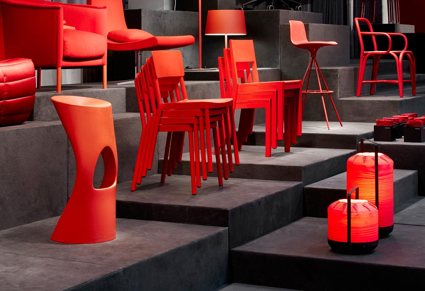 Rojo Show in Barcelona ...