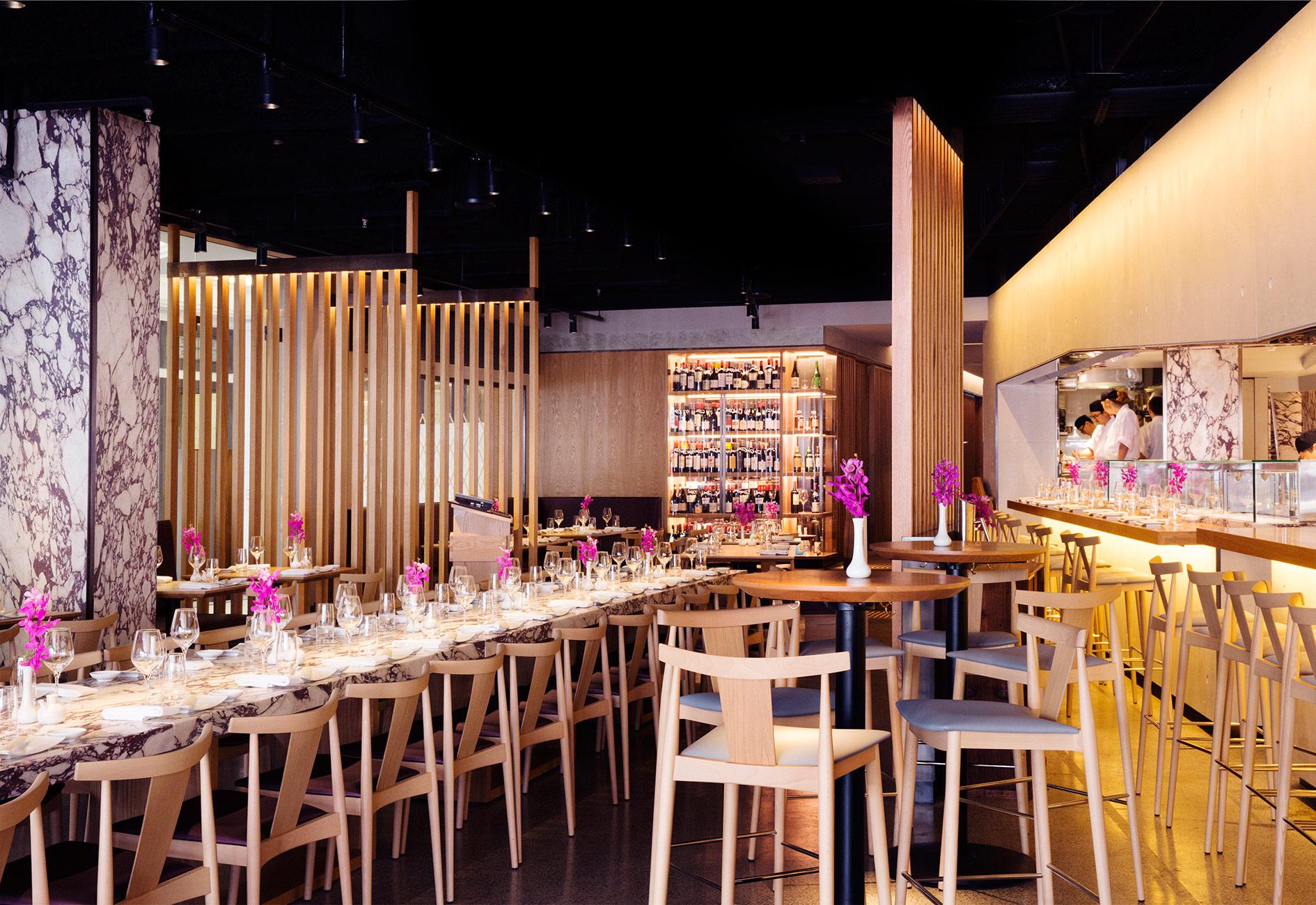 Raise a glass to Saké Restaurant & Bar