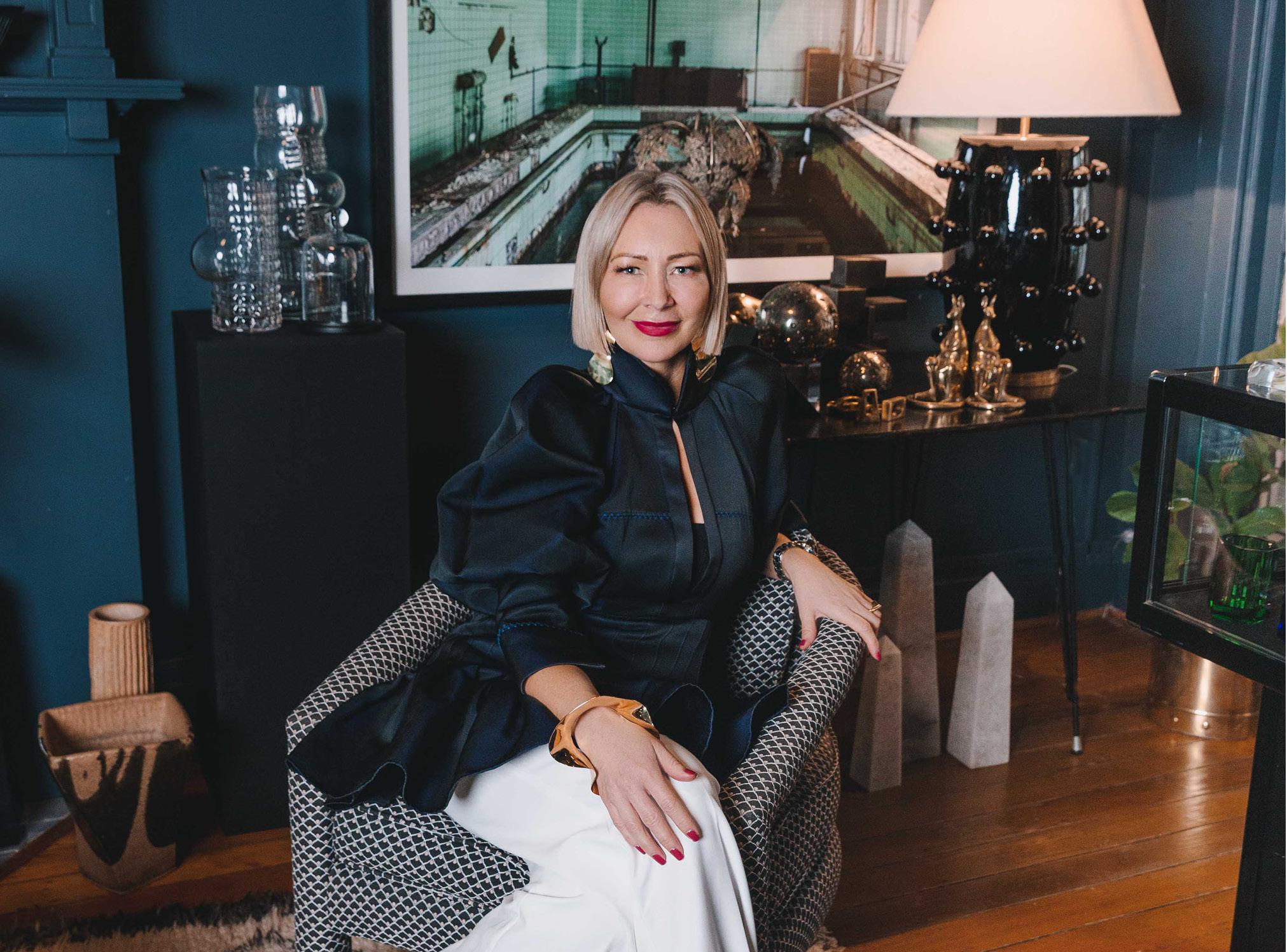 Salone del Mobile Milan 2018: Meet Zu Insider Michelle Macarounas