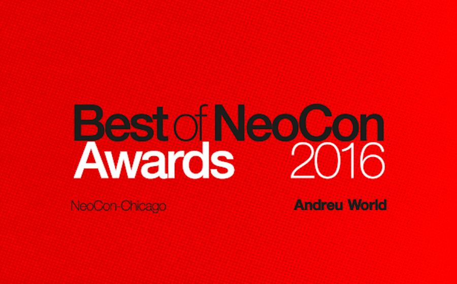 Contract magazine names 2016 Best of NeoCon winners