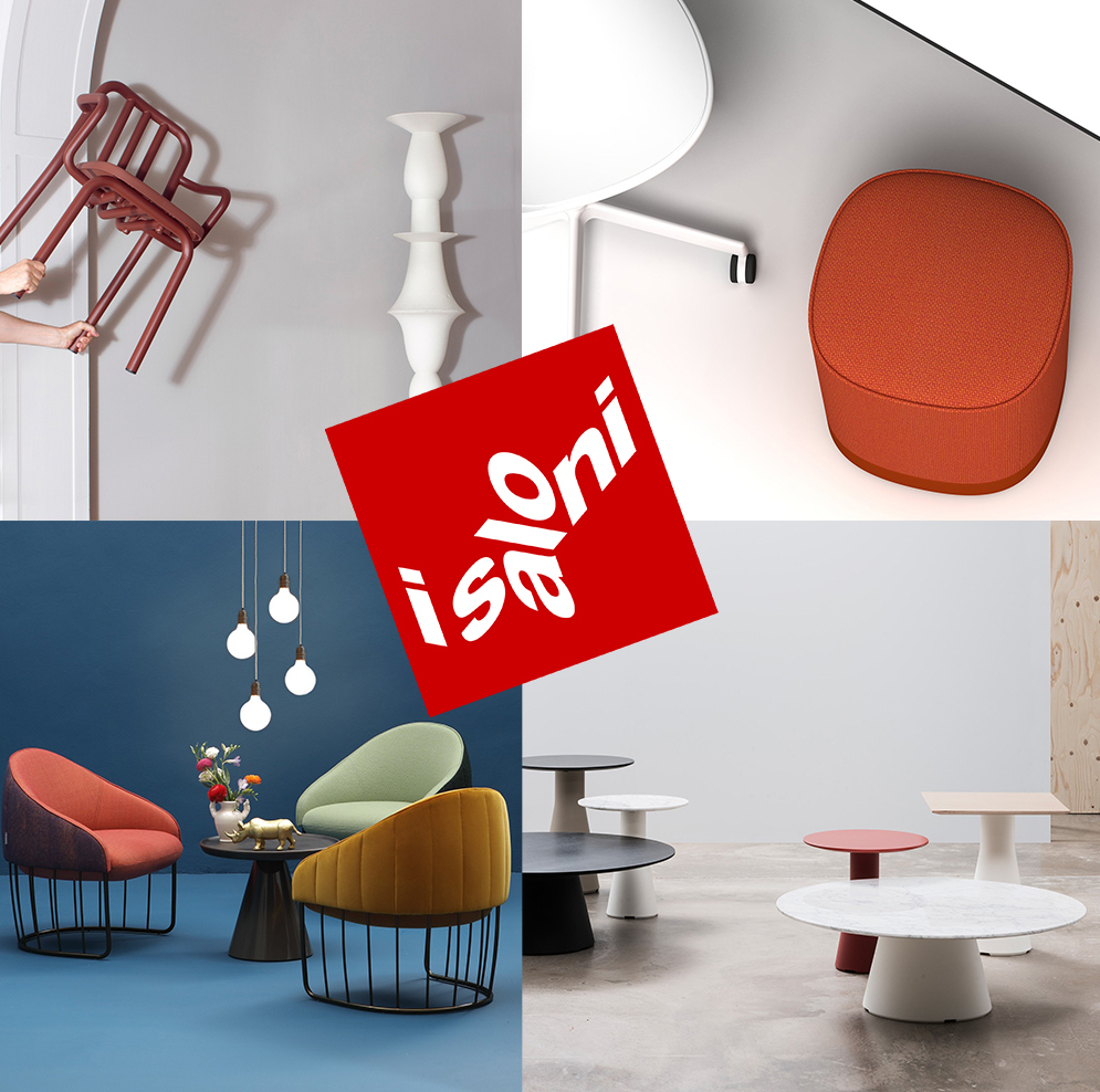 KEZU's 2016 Milan Salone Del Mobile highlights are arriving.